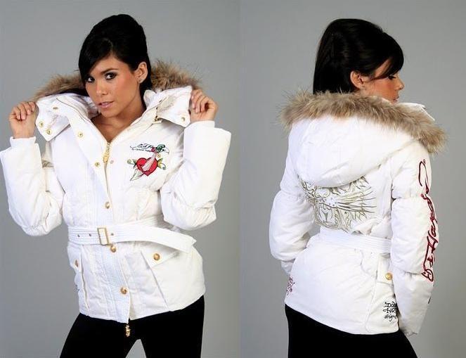 Утепленная куртка женская