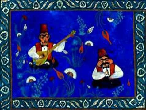 dandini dastana (traditional Turkish lullaby) with lovely animation