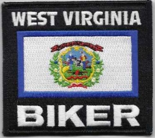 virginia flag patch