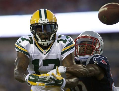 Now They're Saying Davante Adams is Injured Again -- The Green Bay Packers have found a convenient excuse for Davante Adams' poor play. They're saying he's injured again. We'll go ahead and debunk that for you.