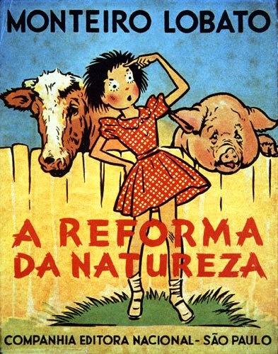 A Reforma da Natureza  Book cover