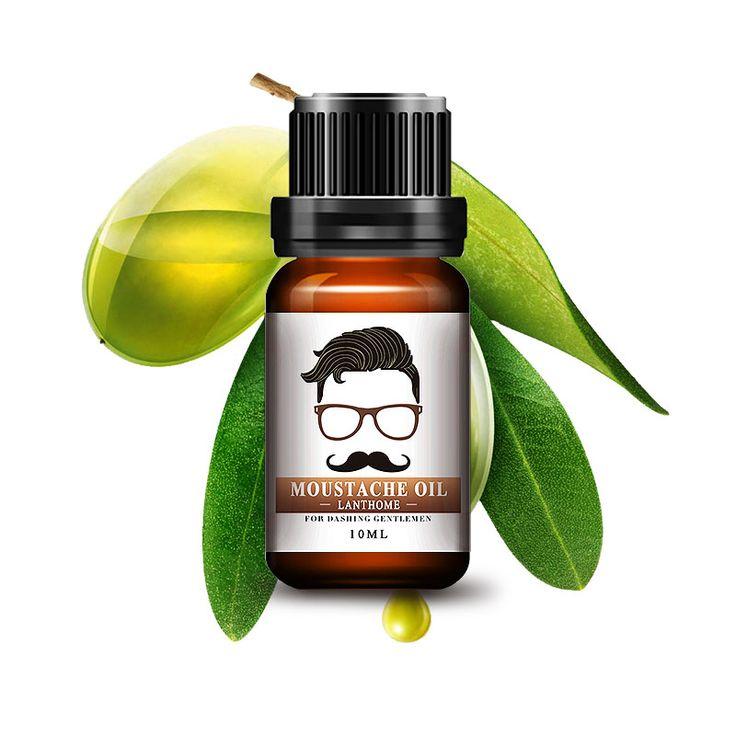 Nuovo Barba barba capelli Più Spessi Essenza olio di Crescita Folti Baffi basette Trattamento Sunburst alopecia Siero Prodotti Per Gli Uomini