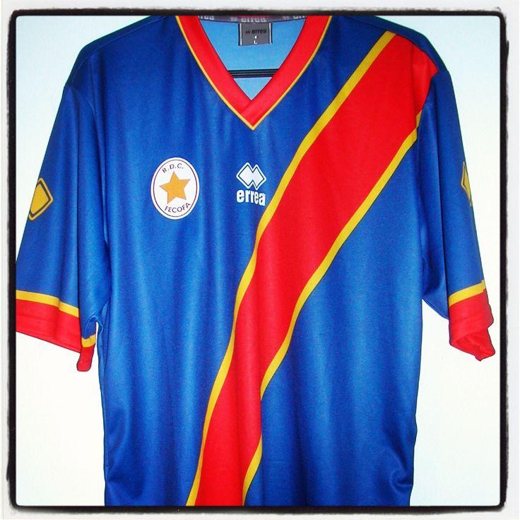 Democratic Republic of Congo, Errea, 2011/2Shirts Collection, Colours Shirts, Football Shirts, Originals Shirts, Based Shirts