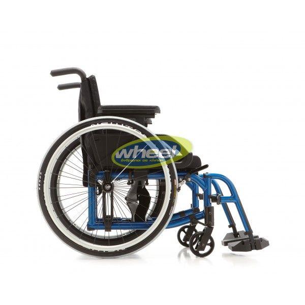 Wheel.gr- #αναπηρικό_αμαξίδιο HELIO A7 πτυσσόμενο -  εξαιρετικά ελαφρύ!