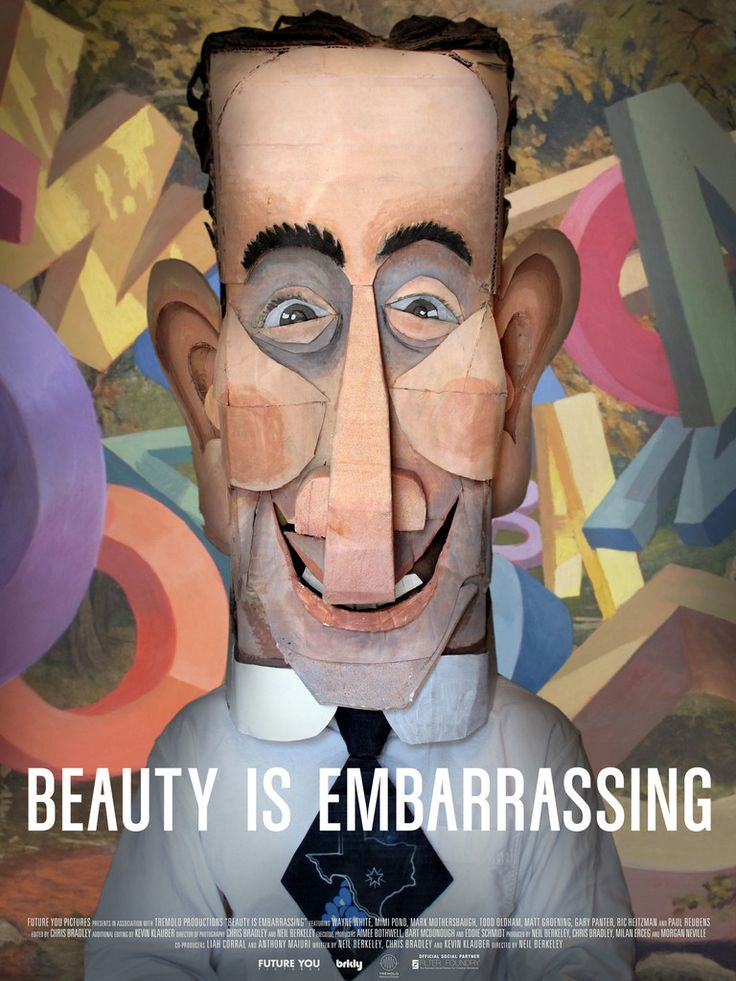 'Beauty Is Embarrassing' great documentary