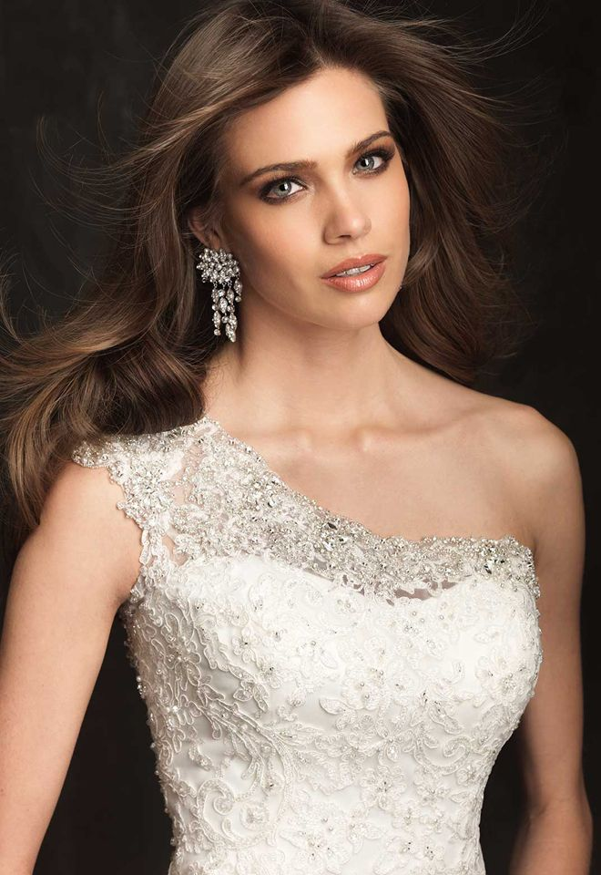 Allure Bridals Fall 2013