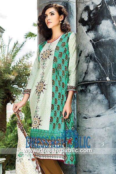 22 best images about Al Karam Textile Mid Summer Collection 2014 ...