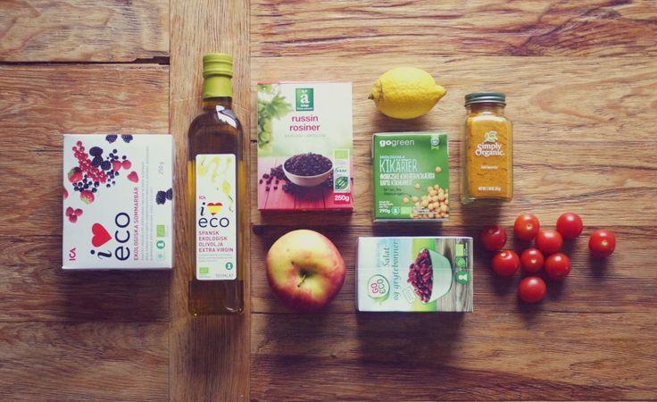Økologisk mat på budsjett | Selv om du har et stramt matbudsjett kan du likevel spise sunt og økologisk. Trikset er å vite hva og hvor du skal handle.