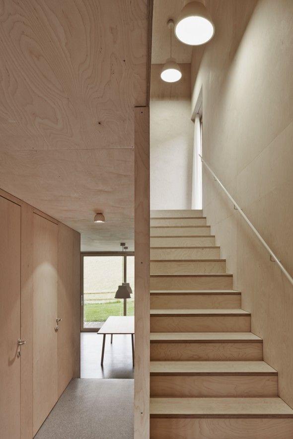 House Feurstein / Innauer Matt Architekten | AA13 – blog – Inspiration – Design – Architecture – Photographie – Art - stair