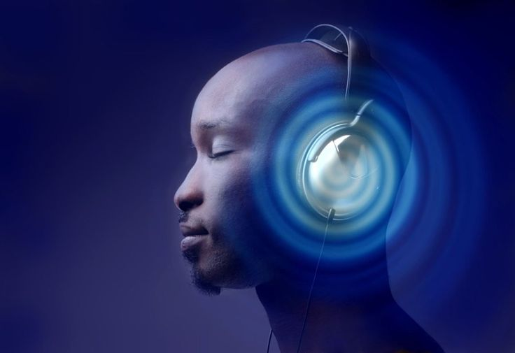 Music therapy, or sound therapy, is the therapeutic practice of applying specific sound frequencies to the mind or body of a sick person.