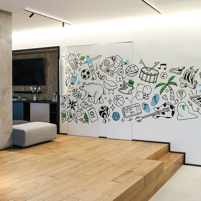 Wallnuts Murals B Building Business In 2020 Mural Wall Murals Home Decor