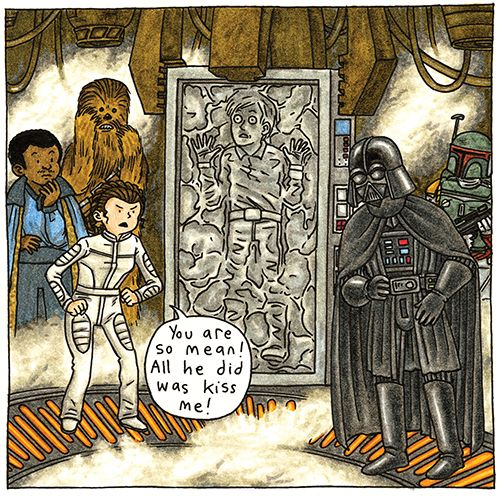 Funny Darth Vader as Dad memes (funny parenting, Star Wars)
