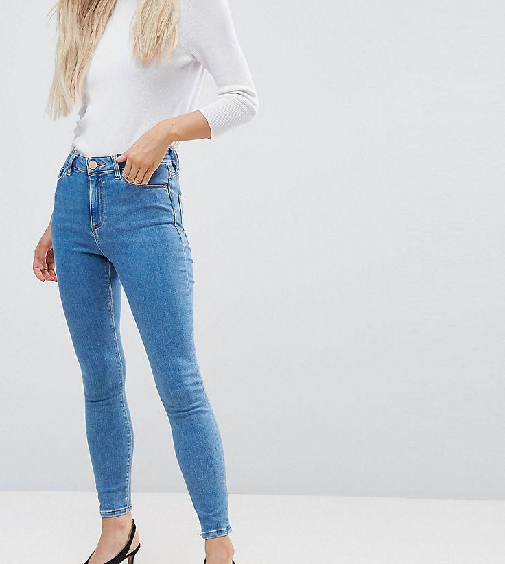 Petite skinny jeans high waist — 5