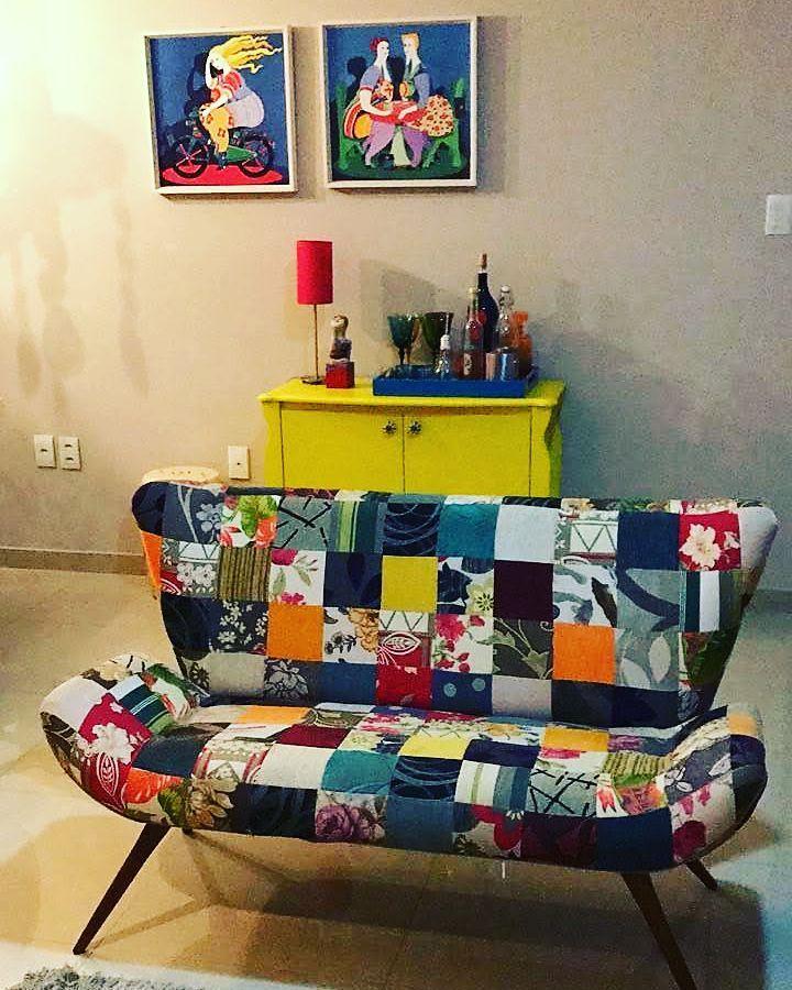 """62 curtidas, 14 comentários - Anadecora ★ (@_anadecora) no Instagram: """"Criar um ambiente harmônico e com identidade, está diretamente ligado a combinações de cores e…"""""""