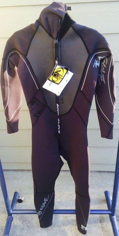Scuba Wet Suit Diving Surf Gear Full Body Glove Men Size XS Black New   eBay