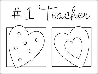 25 unique Valentines cards for teachers ideas on Pinterest DIY