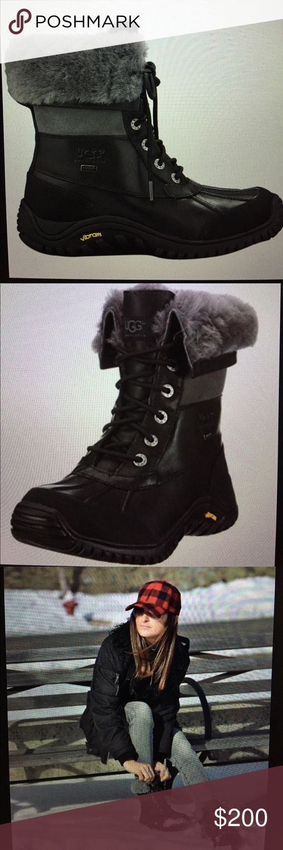 UGG Australia women's winter boots Brand new. Never been worn. Still in box. Waterproof & cold weather proof( -20 degrees celsius/-4 degrees Fahrenheit). UGG Shoes Winter & Rain Boots
