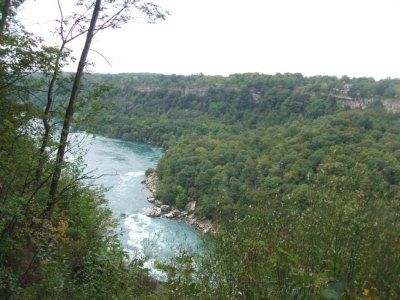 The Devil's Hole in Niagara County, NY is a very historical area. 1763 the Seneca Indians ambushed the British at Devil's Hole during Pontiac's War when Chief Pontiac gathered the Indians in an uprising against the settlers from Detroit to Niagara - very interesting history.