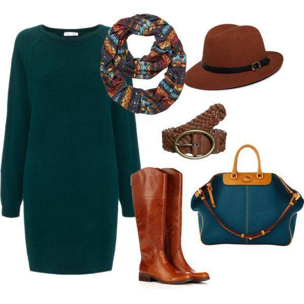 Фото одежды для цветотипа осень