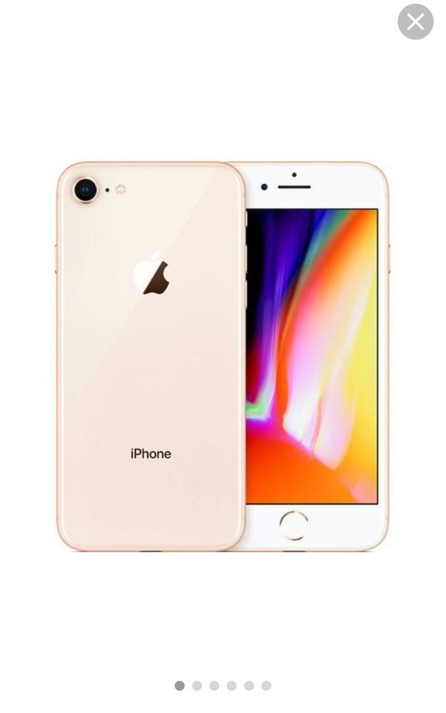 Apple Iphone 8 64gb Gold At T Smartphone Iphone Apple Smartphone Apple Iphone