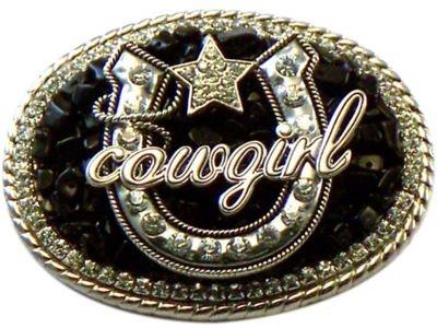 Image detail for -Cowgirl Belt Buckle, Western Jewelry, Western Wear