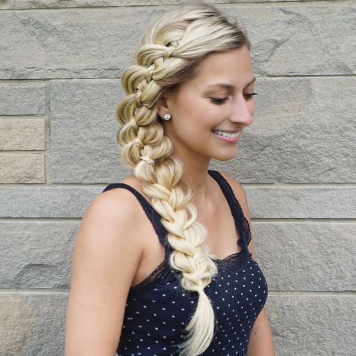 Hairstyle With Braids the only braid styles youll ever need to master 20 Hairstyles With Four Strand Braids To Inspire You