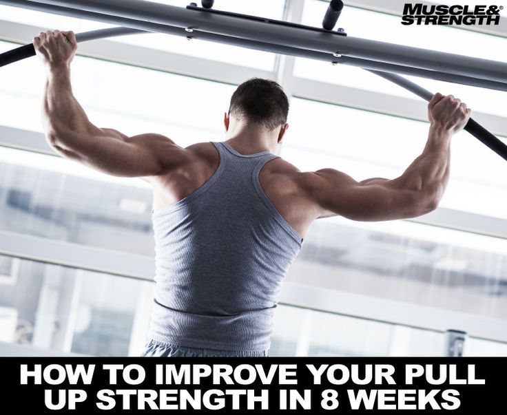 how to train for pull ups at home