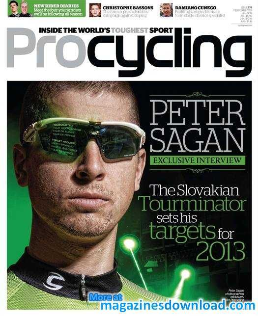Procycling - February 2013 - Magazines Download - All in PDF | Procycling - February 2013