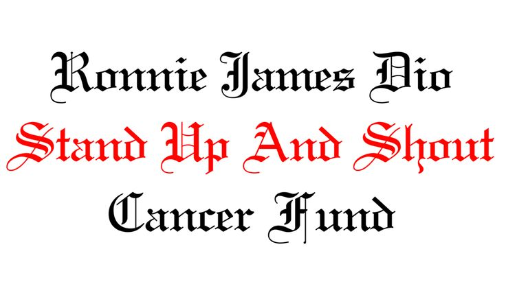 Glendale, CA - March 5, 2016: Ronny James Dio Cancer Fund - SUAS Street Party at Harley-Davidson Glendale. 100% of the proceeds from the sale go directly to Ronnie James Dio Stand Up And Shout Cancer Fund.