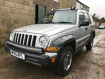 eBay: 2005 JEEP CHEROKEE RENEGADE LIBERTY AUTOMATIC NEEDS GEARBOX SPARES OR REPAIR #jeep #jeeplife ukdeals.rssdata.net