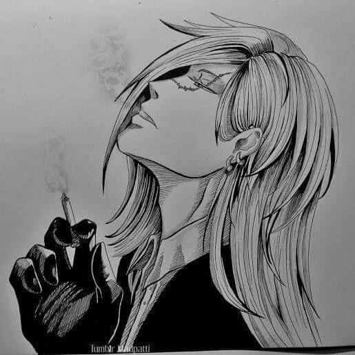Undertaker | Black Butler | Kuroshitsuji | ♤ #anime ♤