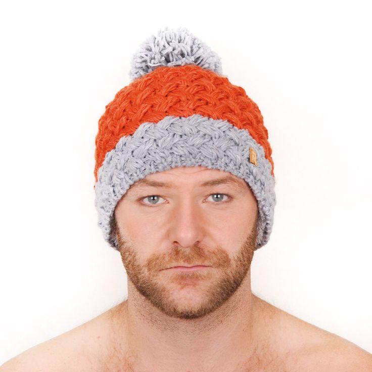modele tricot bonnet garcon