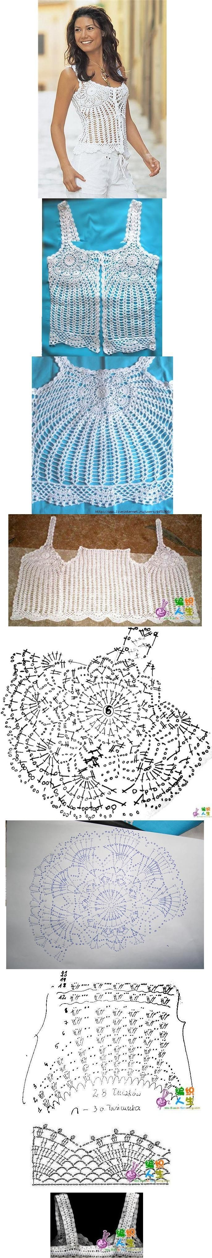 21 best croche tunisiano images on Pinterest | Tunisian crochet ...