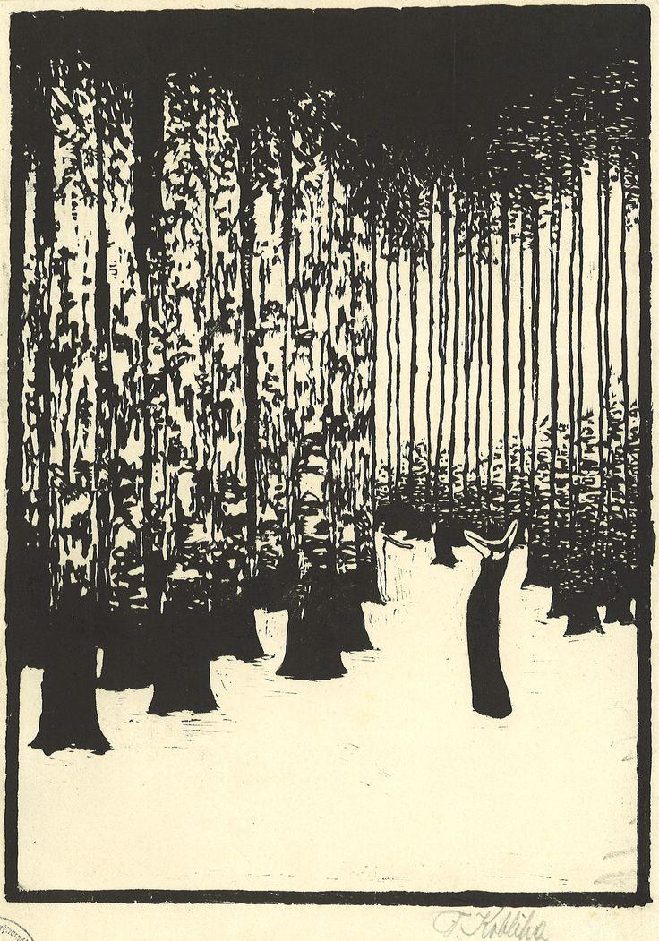 F. Kobliha, 1908.