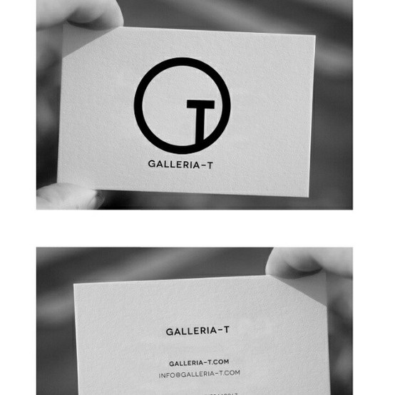Our new Business Cards....