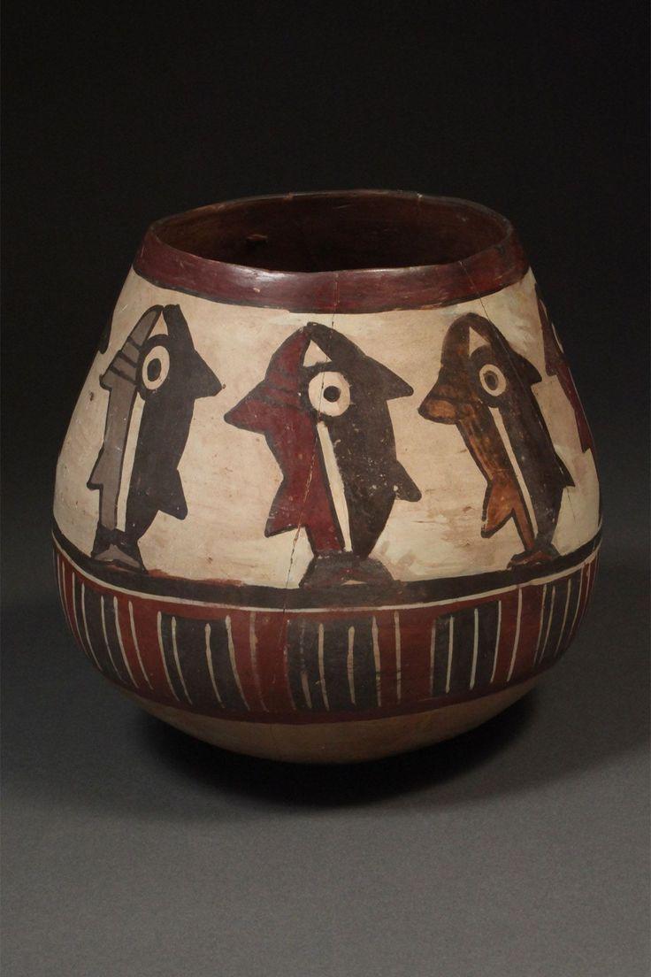 Nazca vessel