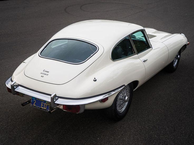 1970 Jaguar E-Type Series 2 4.2-Litre Fixed Head Coupe | Amelia Island 2015 | RM AUCTIONS