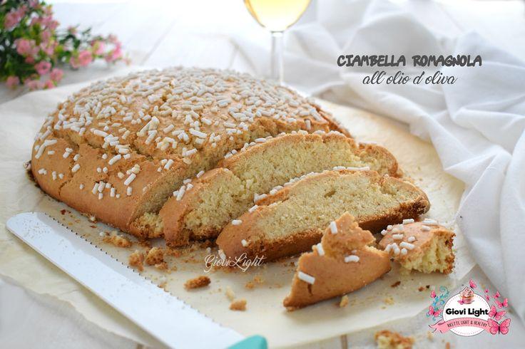 Ciambella+romagnola+all'olio+d'oliva