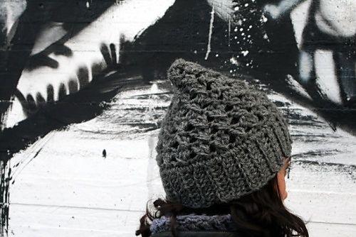 Ravelry: Schema per cappello da elfo urbano pattern by Fabcroc