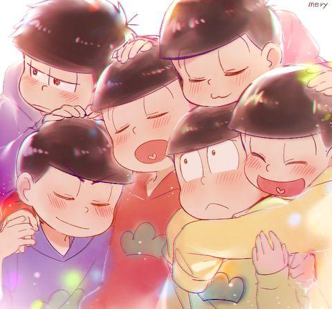 おそ松さん Osomatsu-san 「松ログ」/「mery」の漫画 [pixiv]