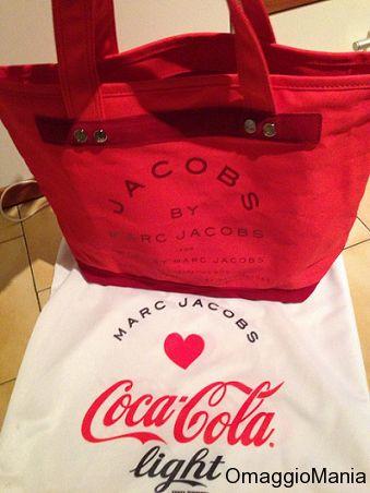 Borsa Marc Jacobs vinta da Ilaria con il concorso a premi Coca Cola Light - http://www.omaggiomania.com/senza-categoria/borsa-marc-jacobs-vinta-ilaria-il-concorso-premi-coca-cola-light/