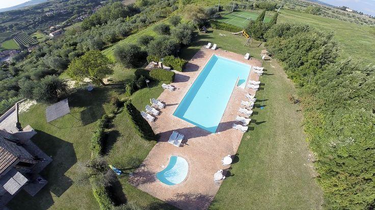 Farmhouses & Resort Spa in Tuscany | Castellare di Tonda