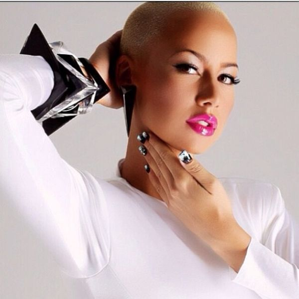Amber Rose and the Revocable Respectability of Marriage   Amber Rose and Wiz Khalifa divorce, but what does it mean for the beauty's social status? | blonde buzz cut | celebrity news