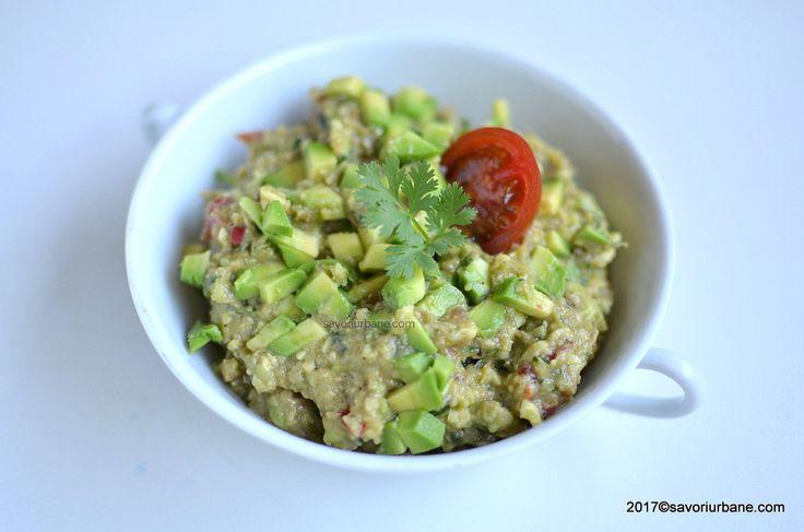cum se face guacamole reteta pas cu pas cu avocado