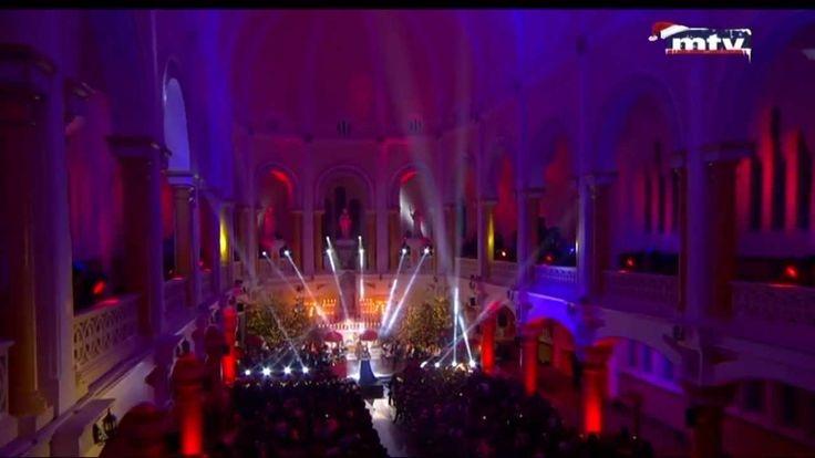 Majida El Roumi Christmas Recital 2013
