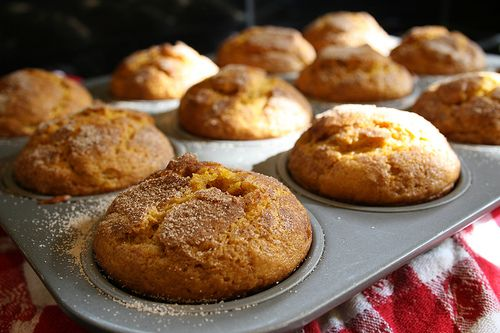 Süssünk szerecsendiós muffint!