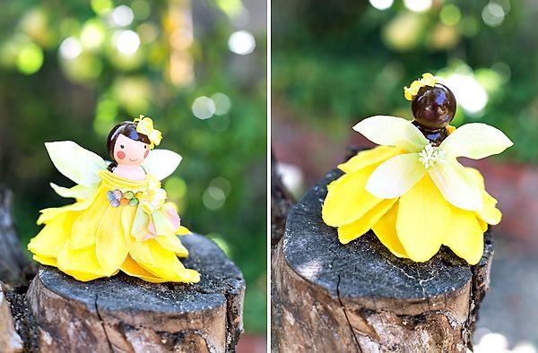 DIY+Tutorial:+Wooden+Peg+Fairy+Dolls includes varnish recommendation