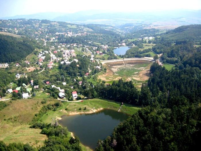 Slovakia, Banská Štiavnica - Štiavnica mine