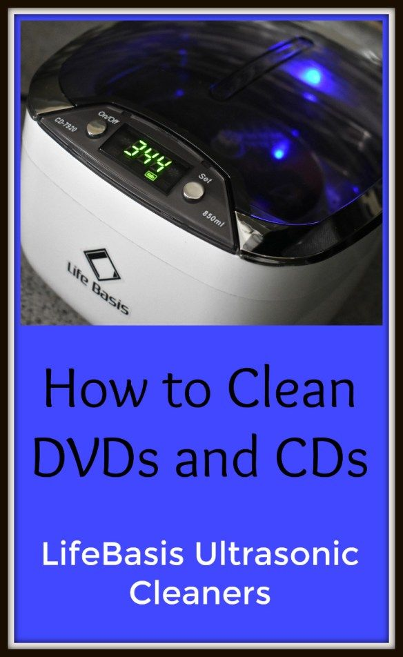 Do you have DVDs that are not put back in the proper case? Then because they are left outside the case, sticky, little fingerprints wind up all over them making them stick to other DVDs and unable to play in the DVD player? ME, TOO! It aggravates the snot out of me but seems to be a pretty common experience most parents encounter. I have the perfect solution on how to easily clean DVDs. It may not prevent the dirt but it will take it away!