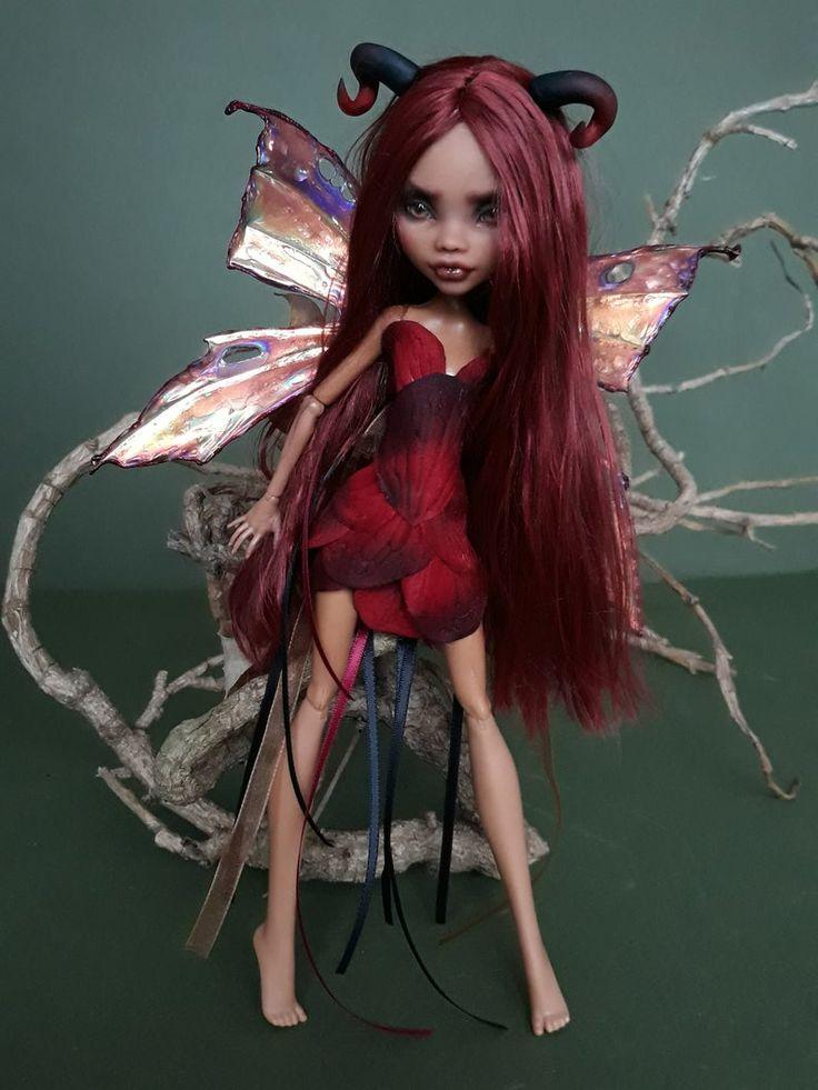 Pin by Adrea52 Thomas on Oak/MH Beautiful Dolls | Monster